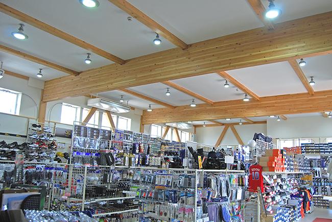 石岡スポーツ店舗