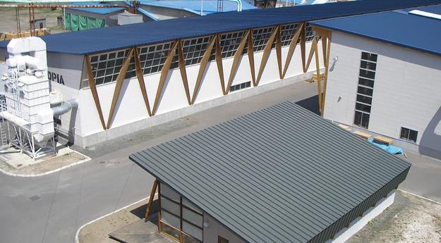 (協)オホーツクウッドピア 工場・事務所